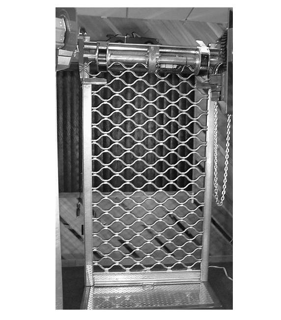 Roll Down Grille : Rolling grille gates roll up door repairs down