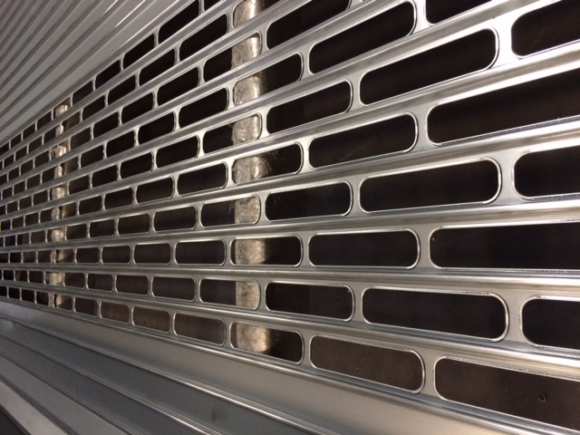 Roll Down Grille : Quality gates grilles custom fabrication rolling